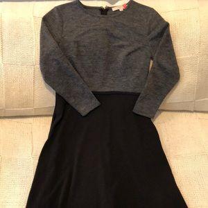 LOFT two tone dress